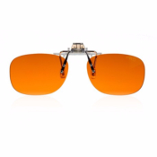 Lunettes Prisma clip-on PRO orange